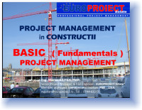 project management constructii